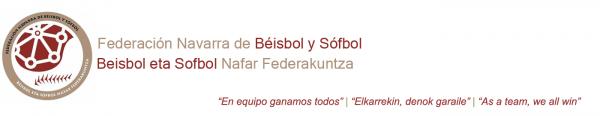 Fan Shop Federación Navarra de Béisbol y Sófbol
